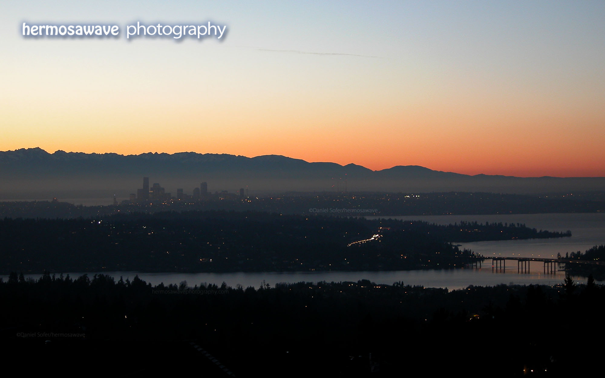 Mercer Island and Downtown