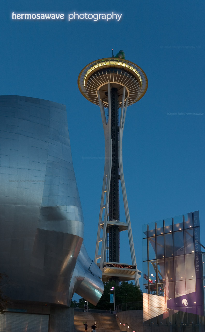 Experience The Space Needle
