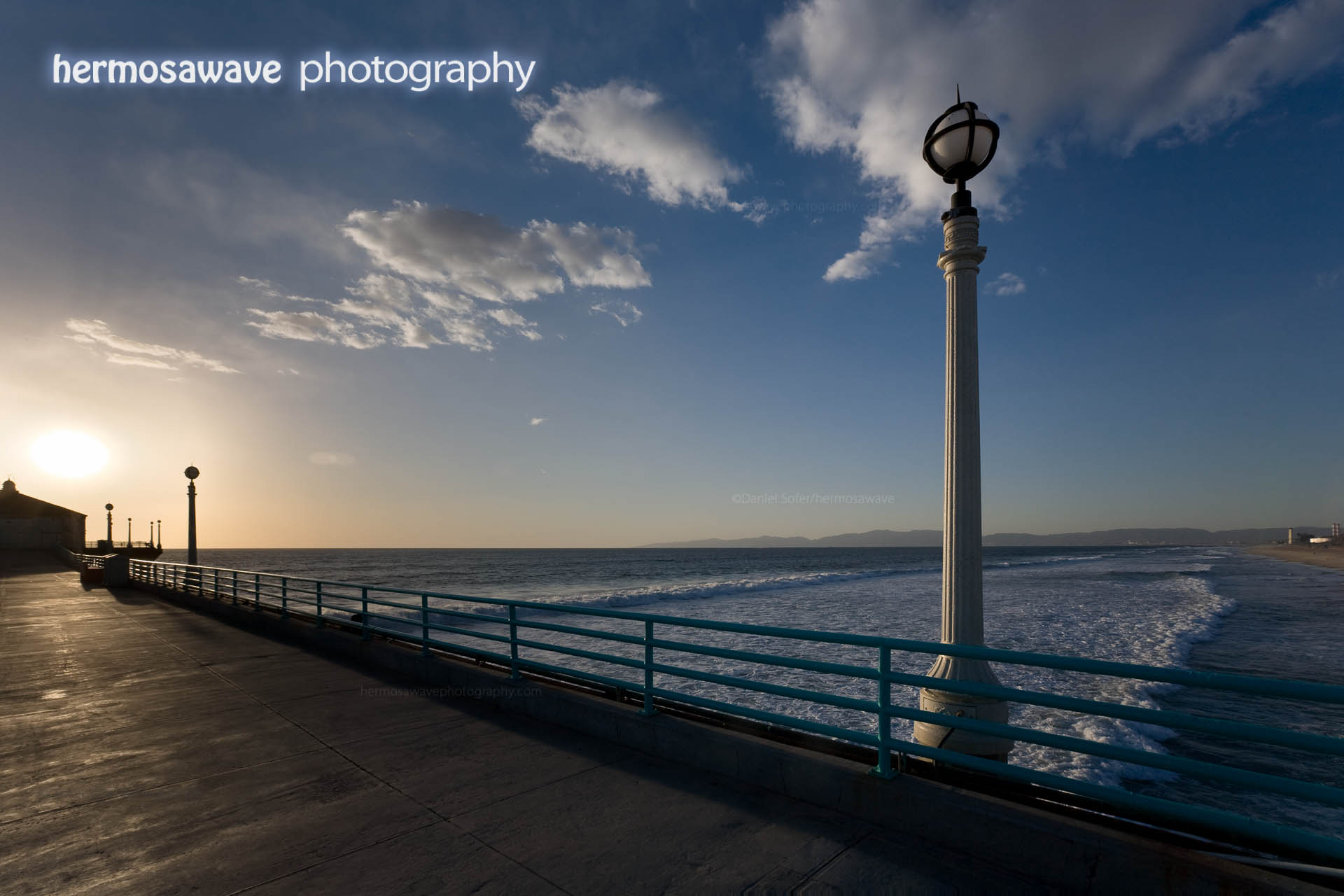 Afternoon at the Manhattan Beach Pier