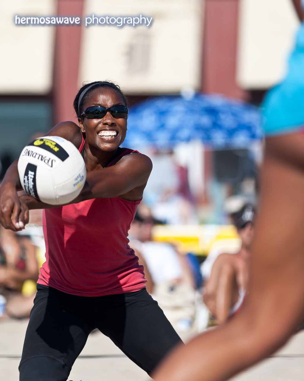 Hermosa Beach Open Volleyball