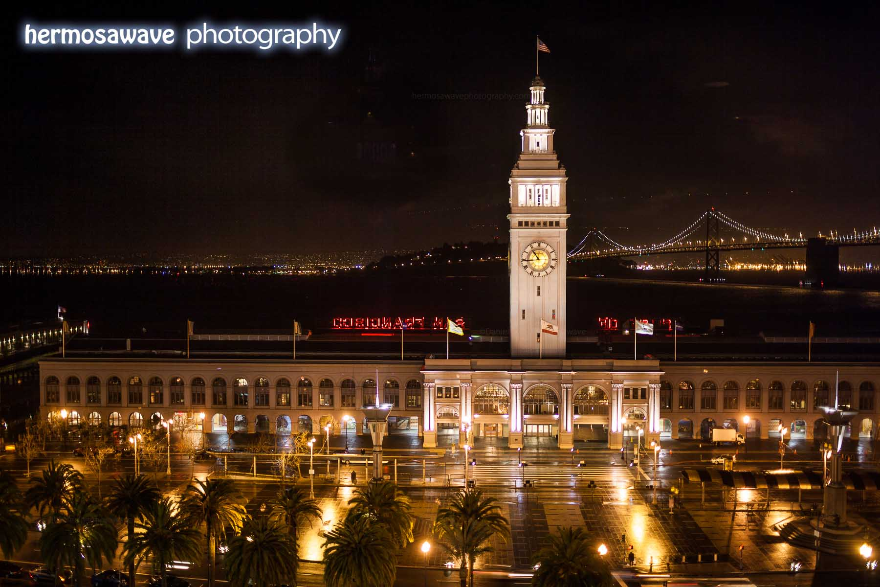 Ferry Building & Bay Bridge