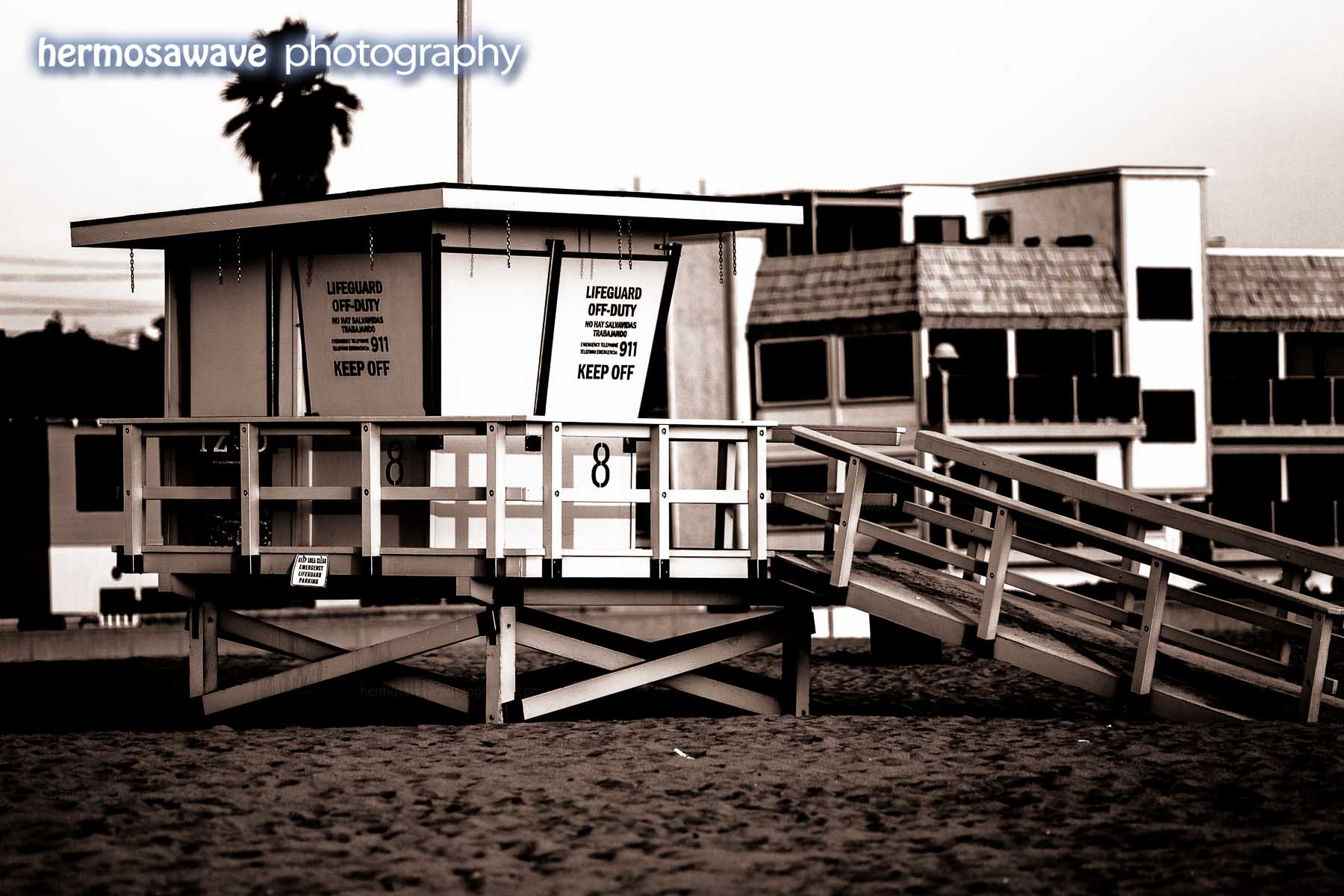 8th St. Lifeguard Tower