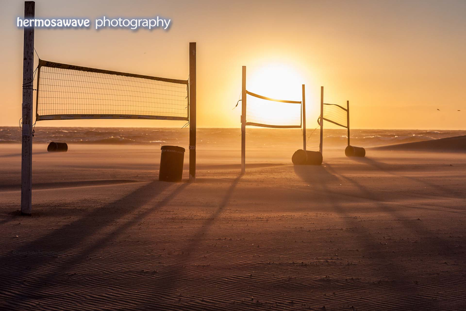 Volleyball Sand Dunes