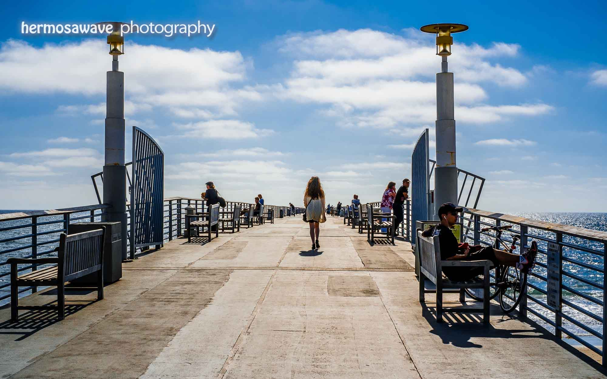 Summer on the Pier