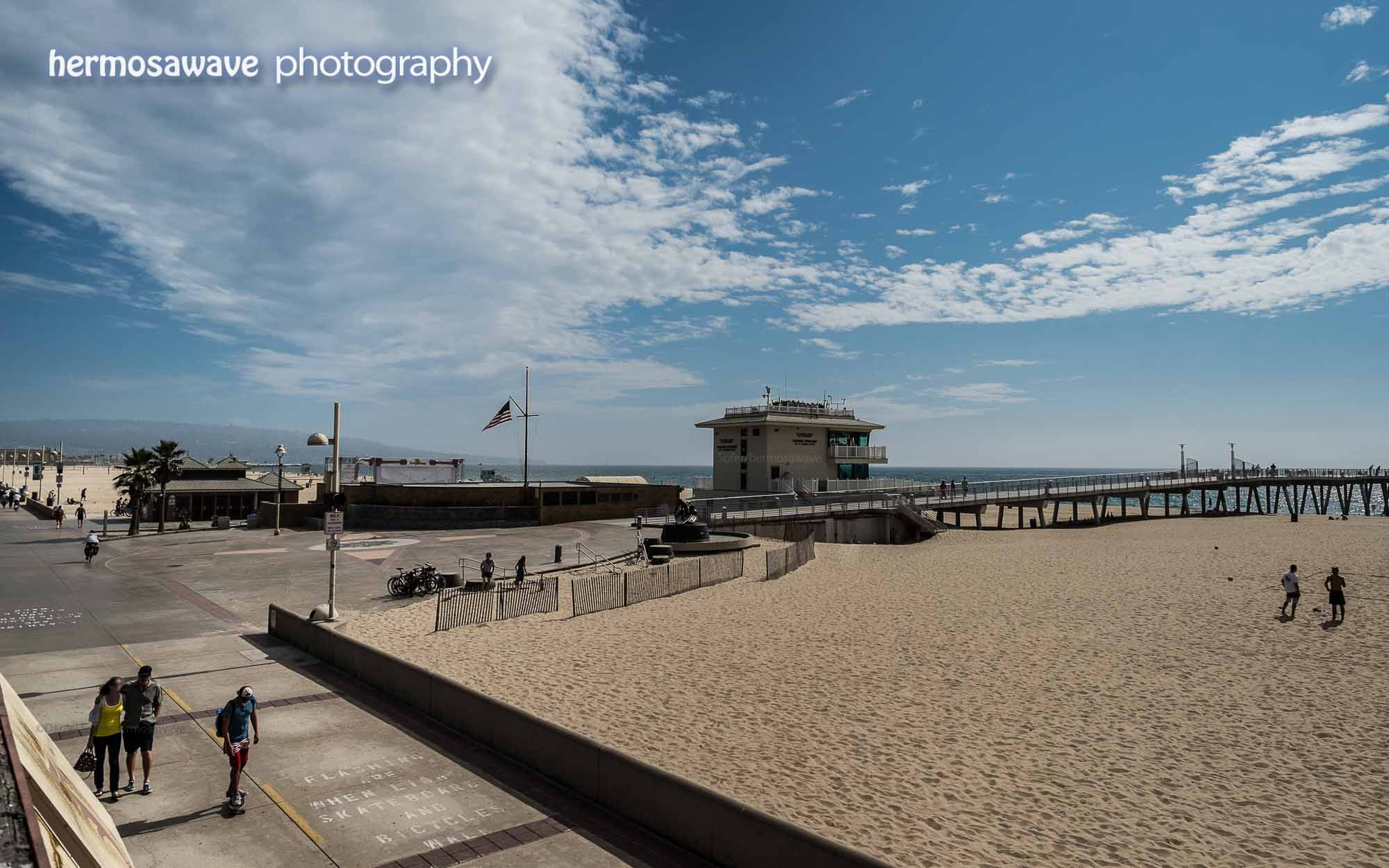 Sunny Day in Hermosa