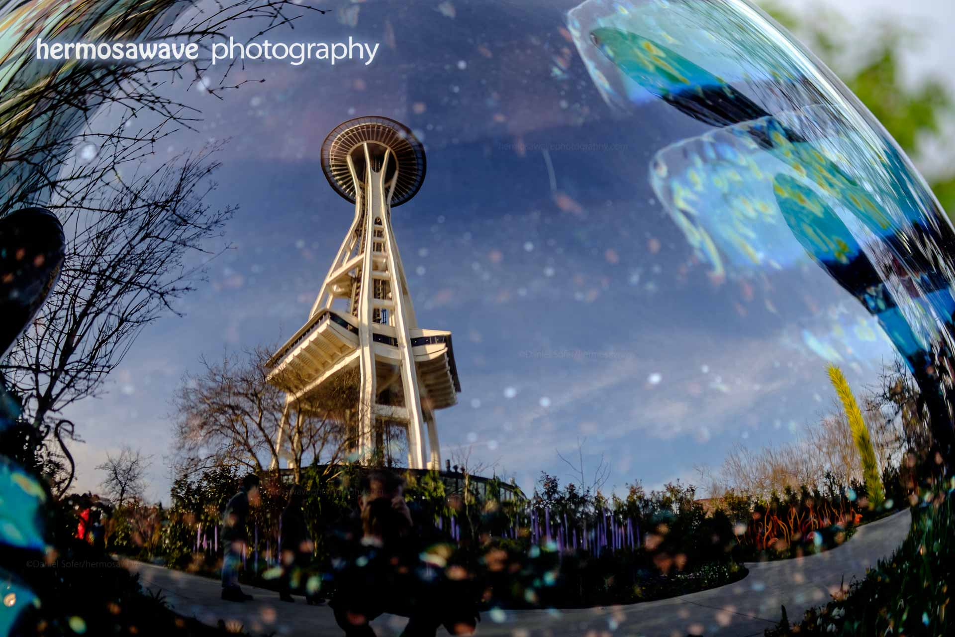 Space Needle in a Ball