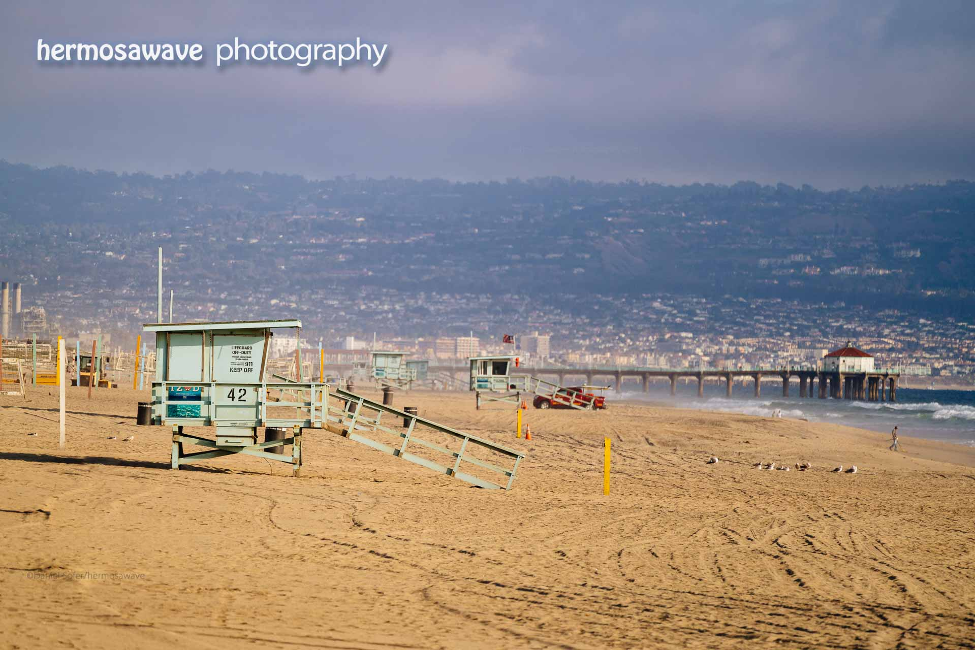 Manhattan Beach in the Afternoon