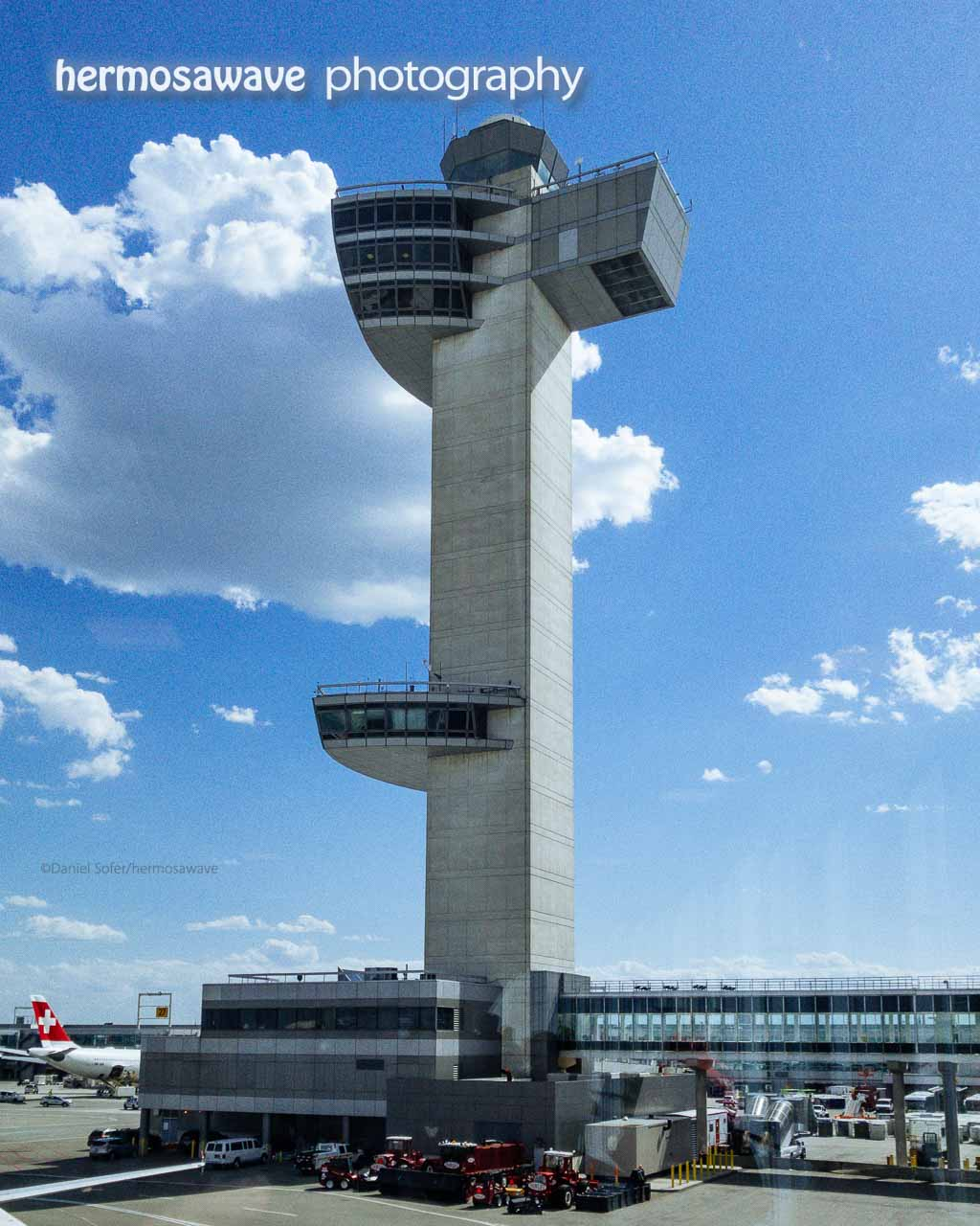 Control Tower at JFK