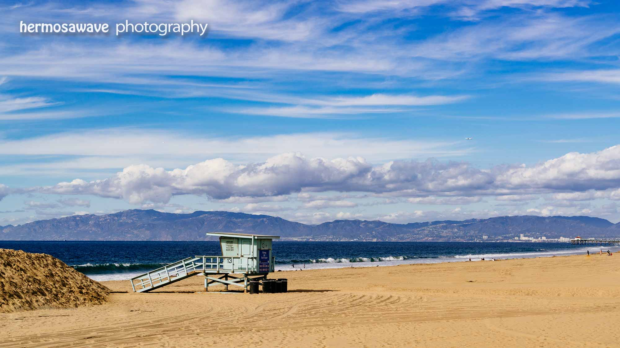 Hermosa Beach Afternoon