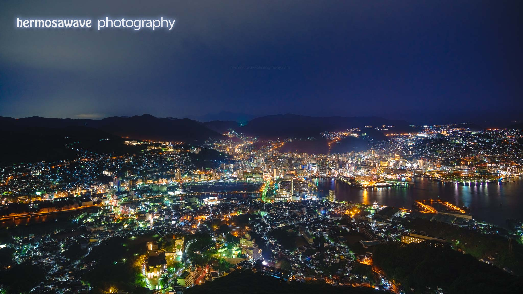 Nagasaki Night View