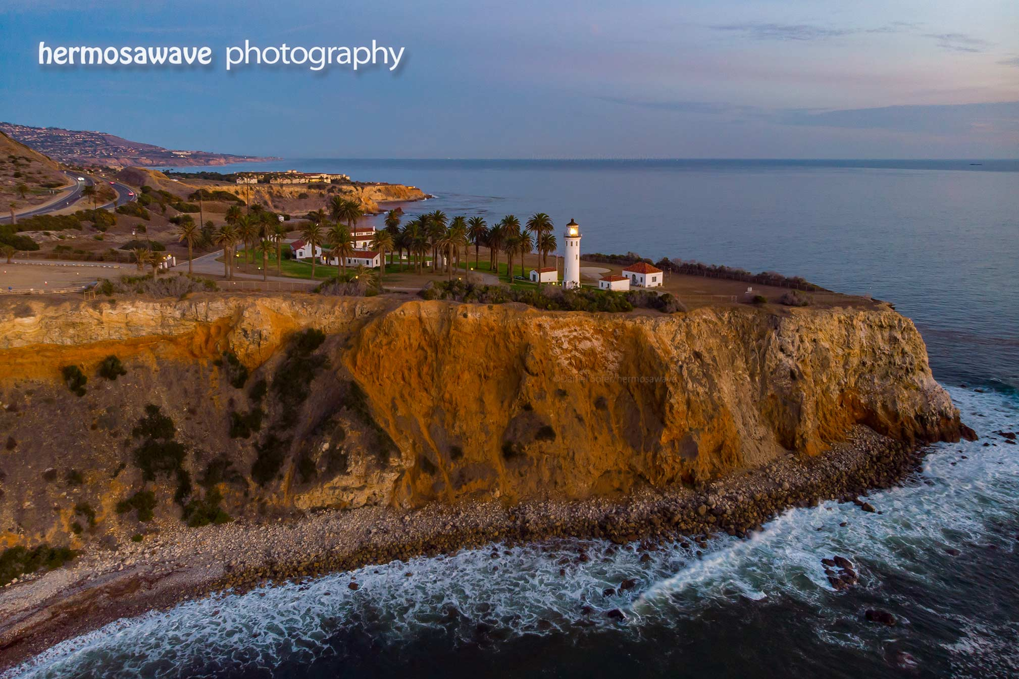 Point Vicente Aerial