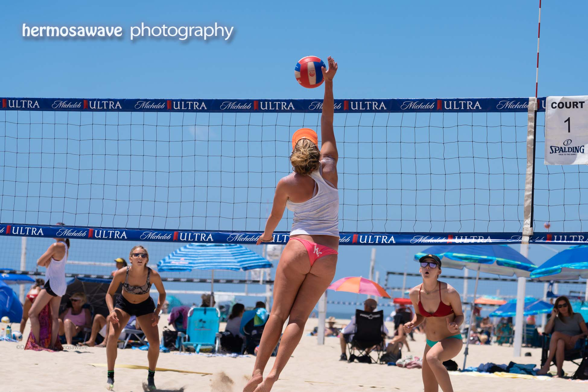 Hermosa Beach Volleyball