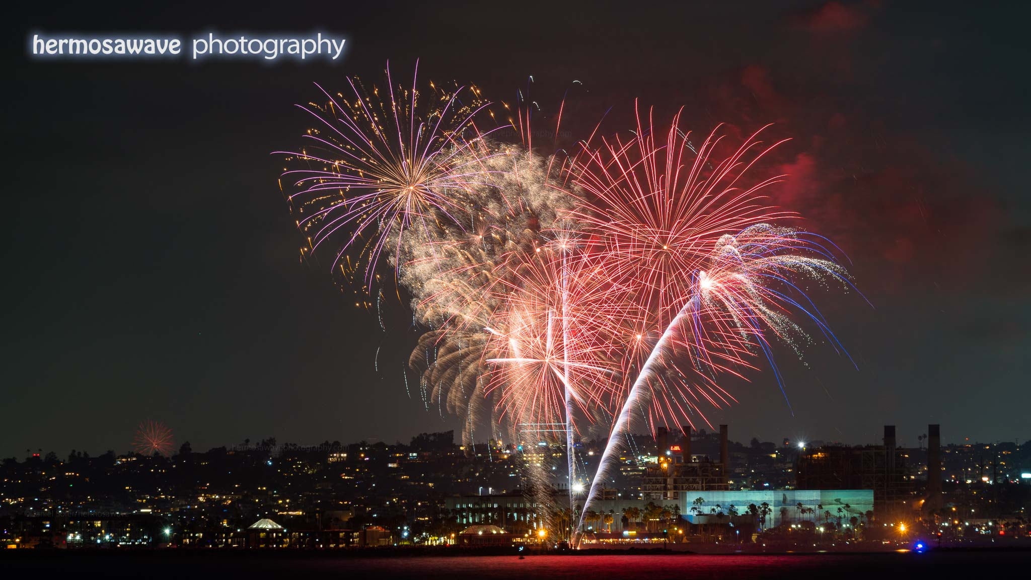 South Bay Fireworks