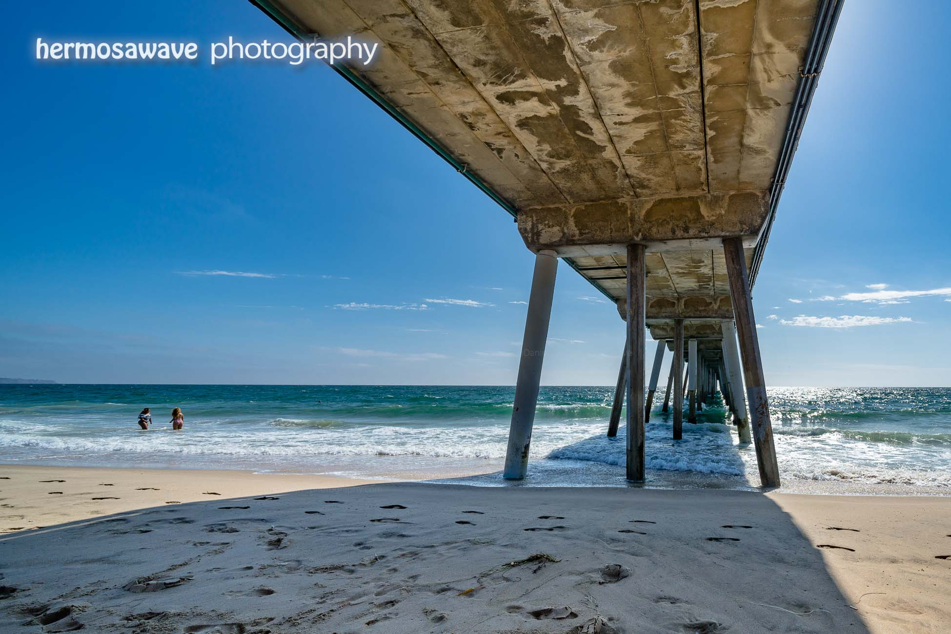 Afternoon Under the Pier