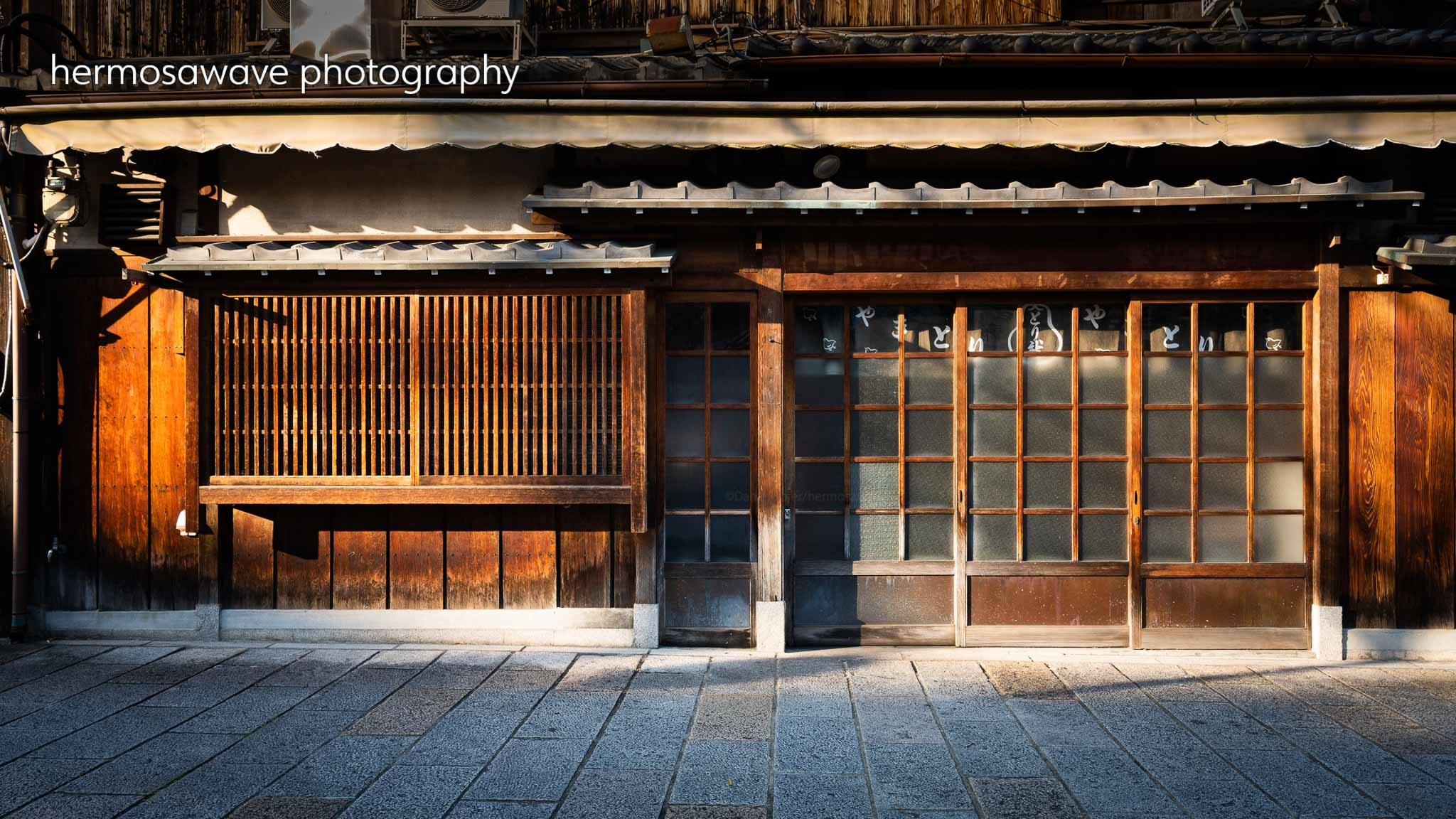 Golden Hour in Gion・祇園のマジックアワー