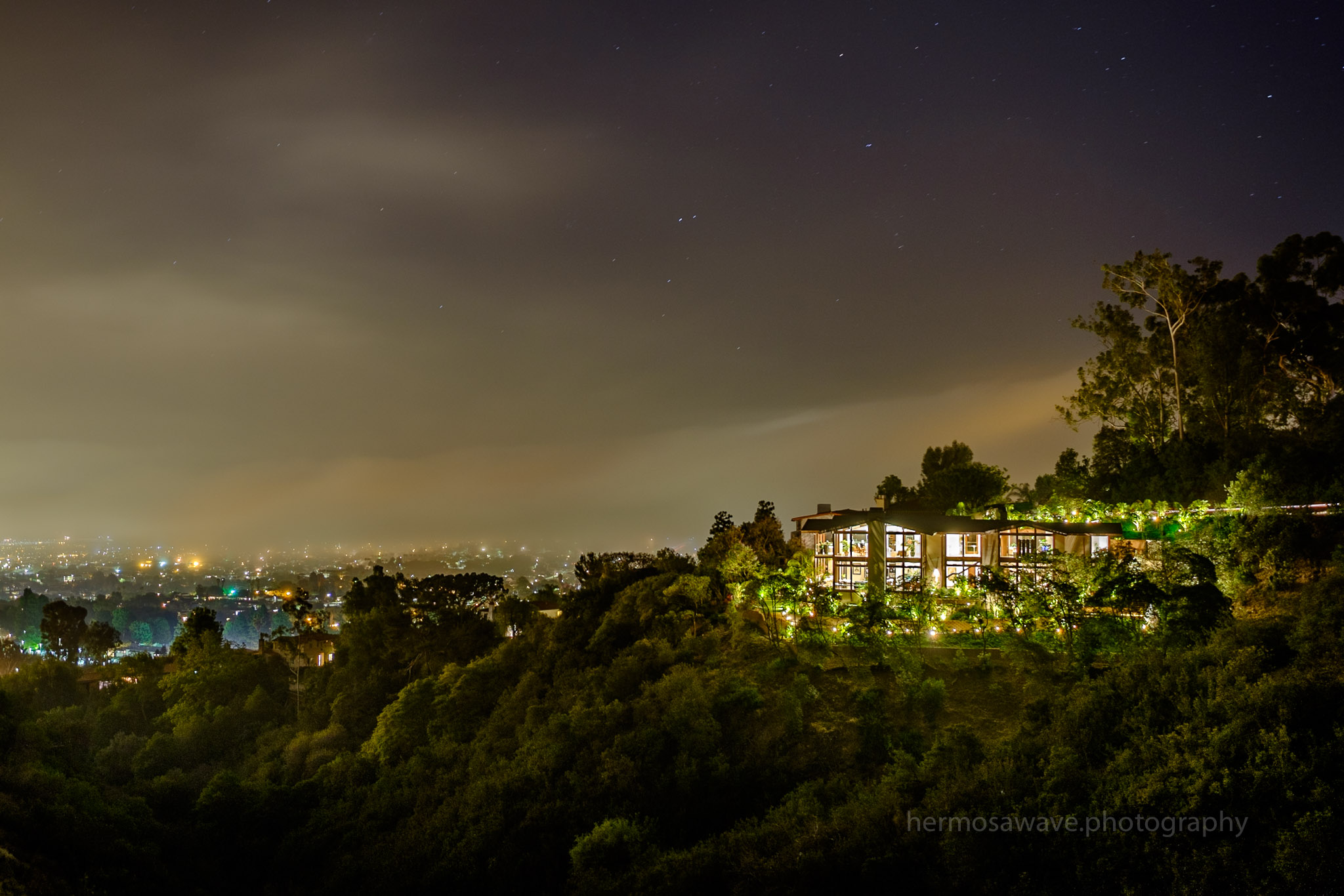 Sweet Dreams Are Made of This, Palos Verdes, California  (Wide shots are another way to show a property's relationship to its environment)